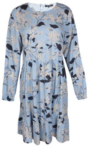 Vaaleansininen mekko zeze